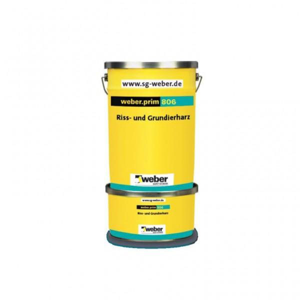 weber.prim 806 Riss- und Grundierharz 0,6 kg