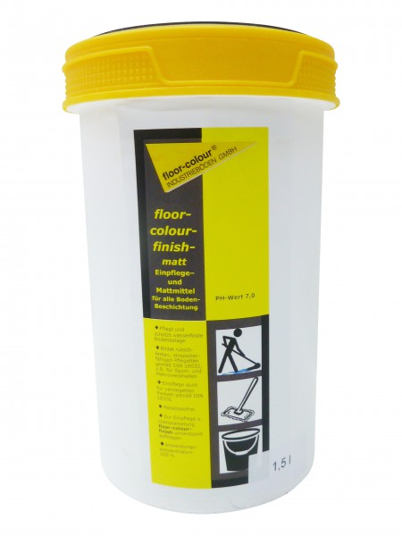 floor-colour-finish 1,5L matt