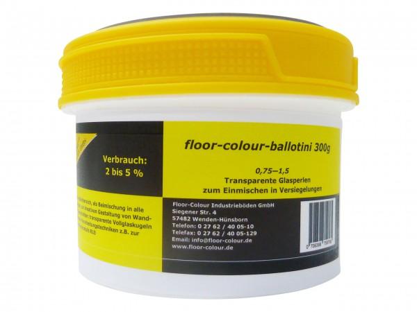 floor-colour-ballotini 300g Ø 0,75 - 1,5