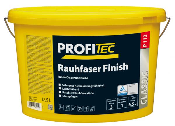 ProfiTec P 112 Rauhfaser Finish 12,5 L