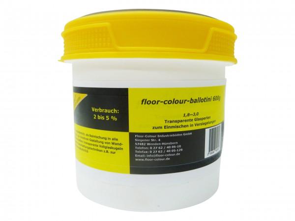 floor-colour-ballotini 600g Ø 1,8 - 3,0