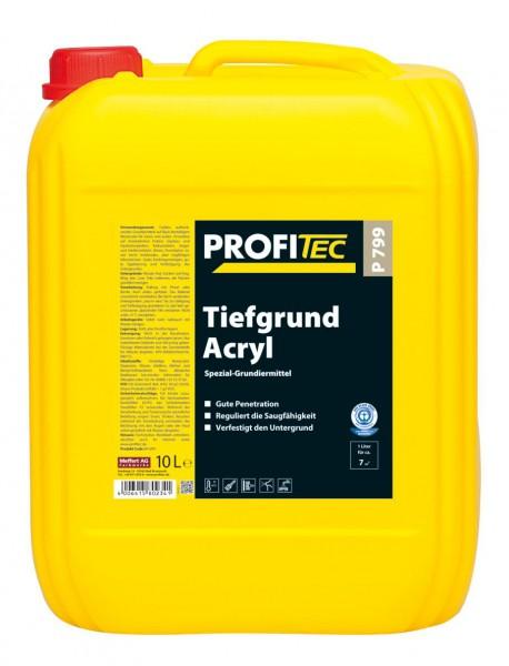 ProfiTec P 799 Tiefgrund Acryl Spezial-Grundiermittel