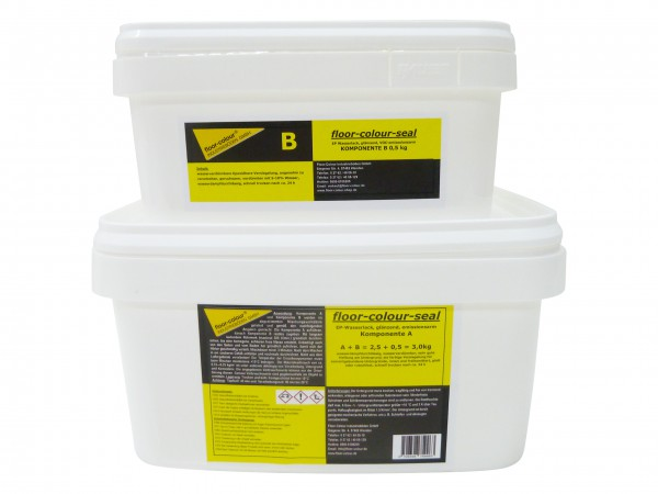 floor-colour-seal Wasserlack 3 kg Standardton