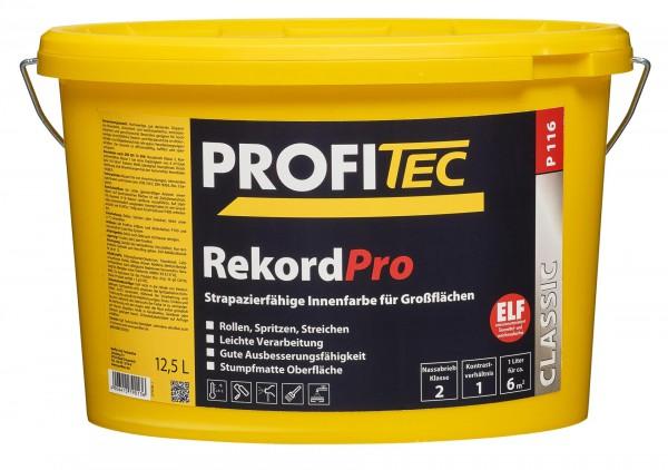 ProfiTec P 116 RekordPro 12,5 L