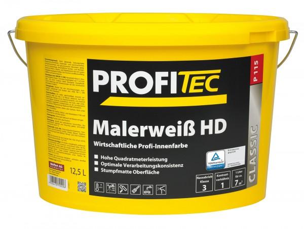 ProfiTec P 115 Malerweiß HD weiß