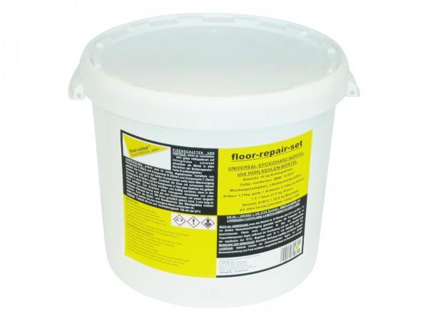 floor-repair-set 30 kg Universal Epoxidharz Mörtel und Hohlkehlenmörtel