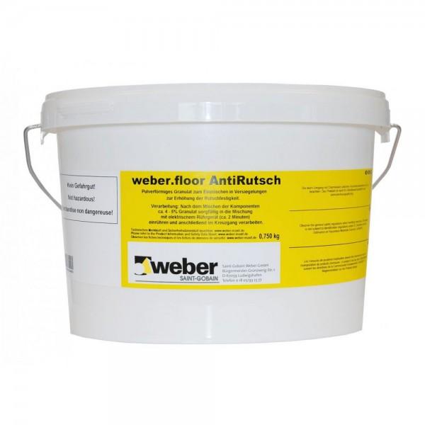 weber.floor Struckturmittel Eimer Additiv zur Erhöhung der Rutschfestigkeit hydrophob
