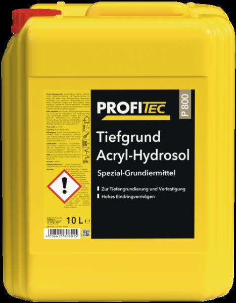 ProfiTec P 800 Tiefgrund Acryl-Hydrosol 10 L