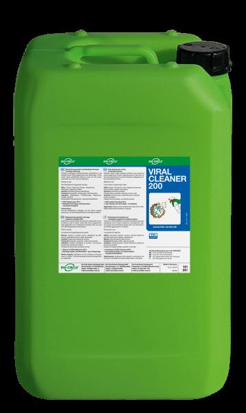 20 L Kanister VIRAL-Cleaner 200
