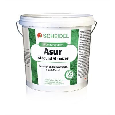 Asur Allround Abbeizer Fasaden und Innenwände, Holz & Metall