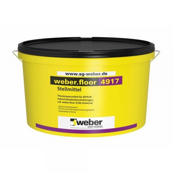 weber.floor 4917 Stellmittel; nicht-präferenzbegünstigte EU-Ursprungsware Thixotropiermittel für EP/